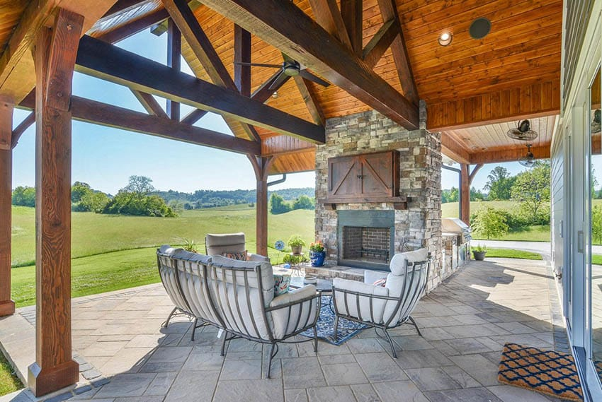 putting a tv outside outdoor tv tips