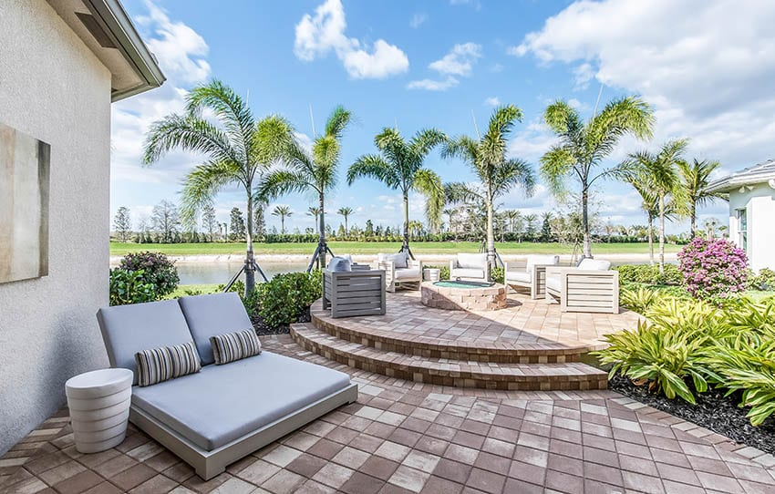 raised patio vs deck pros and cons