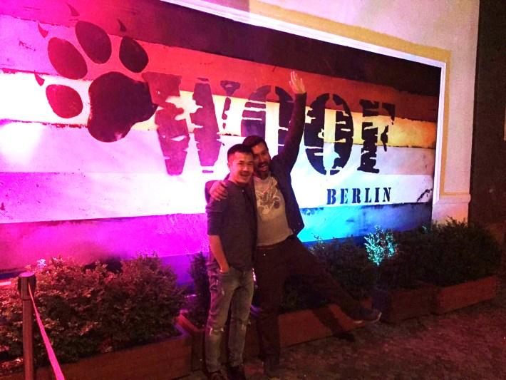Woofs Berlin Gay Bear Bar