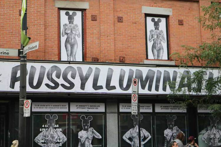 montreal political art