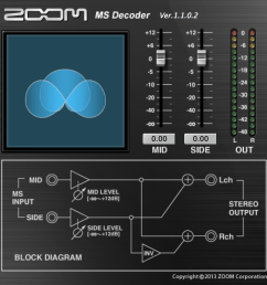 zoom ms decoder vst plug in [ 934 x 948 Pixel ]