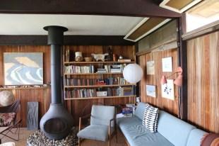 Hatch House interior