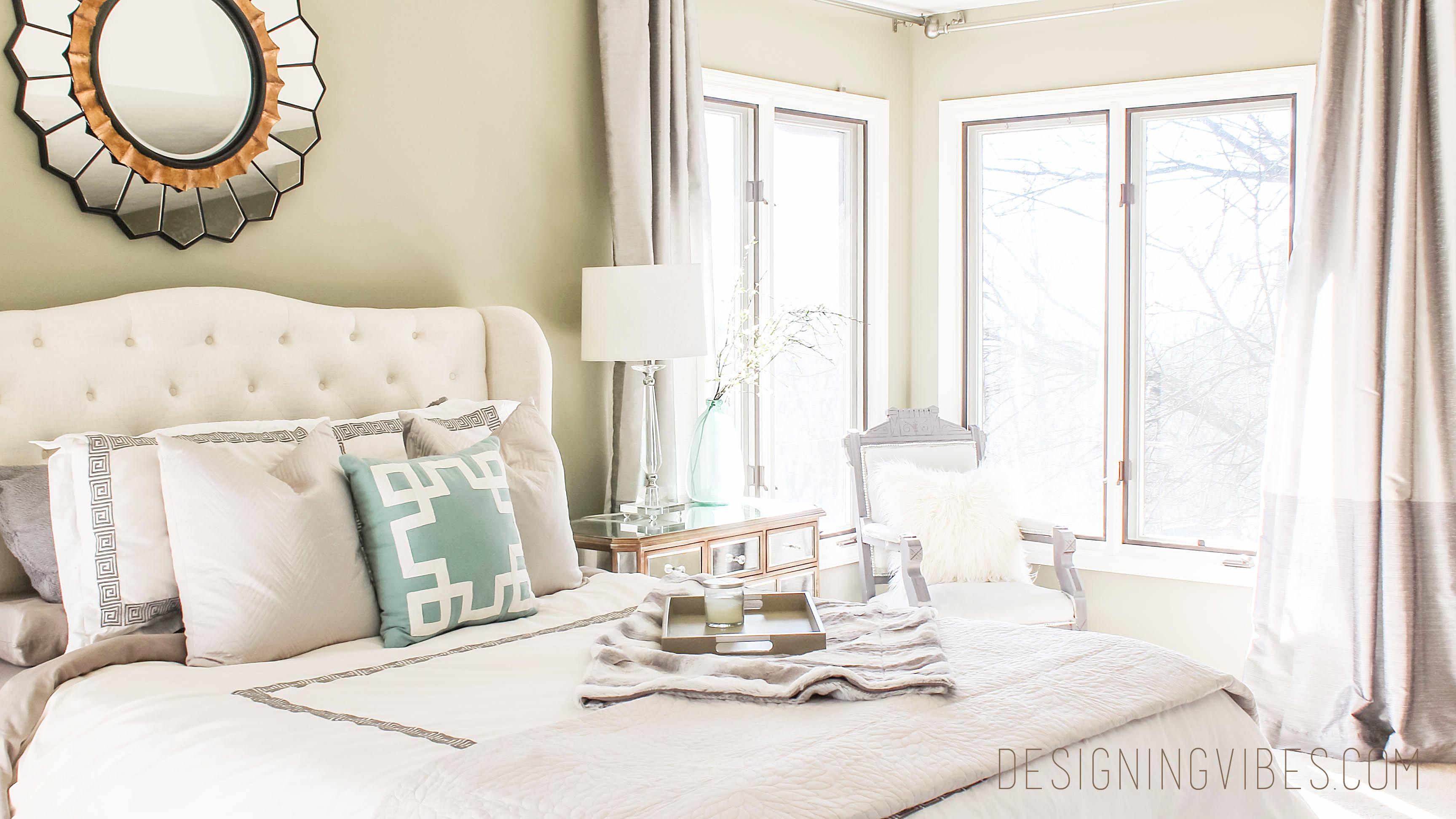 Designing Romantic Vibes In The Bedroom Interior Design