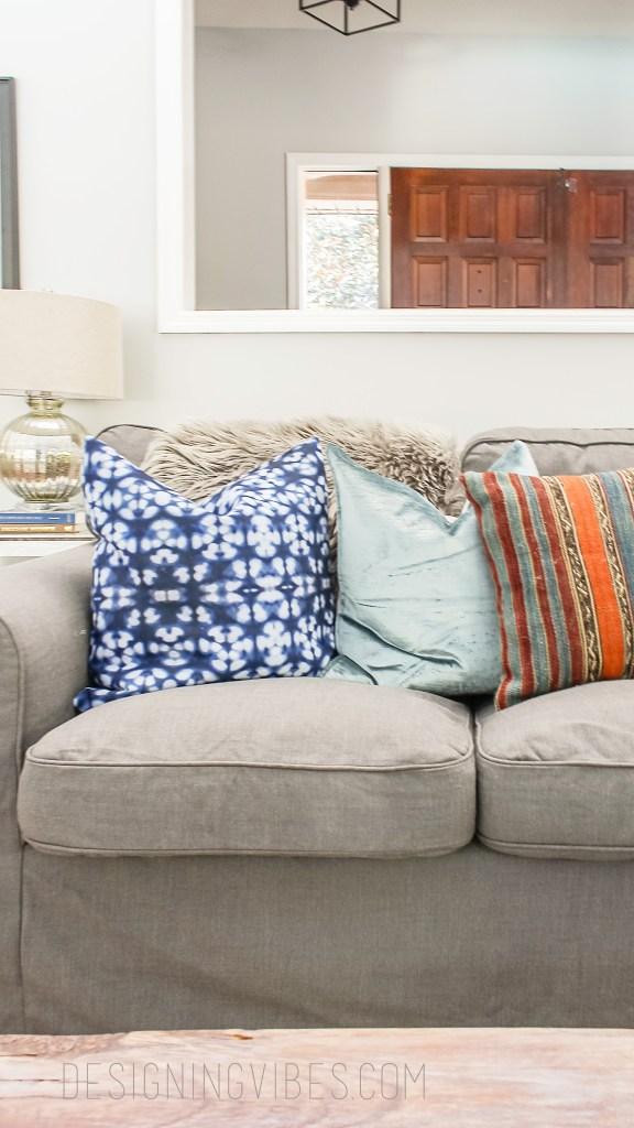 navajo pillows fall decor