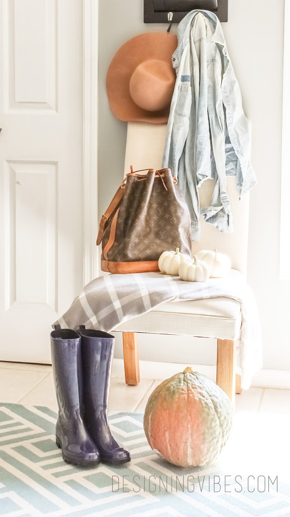 boho fall decor