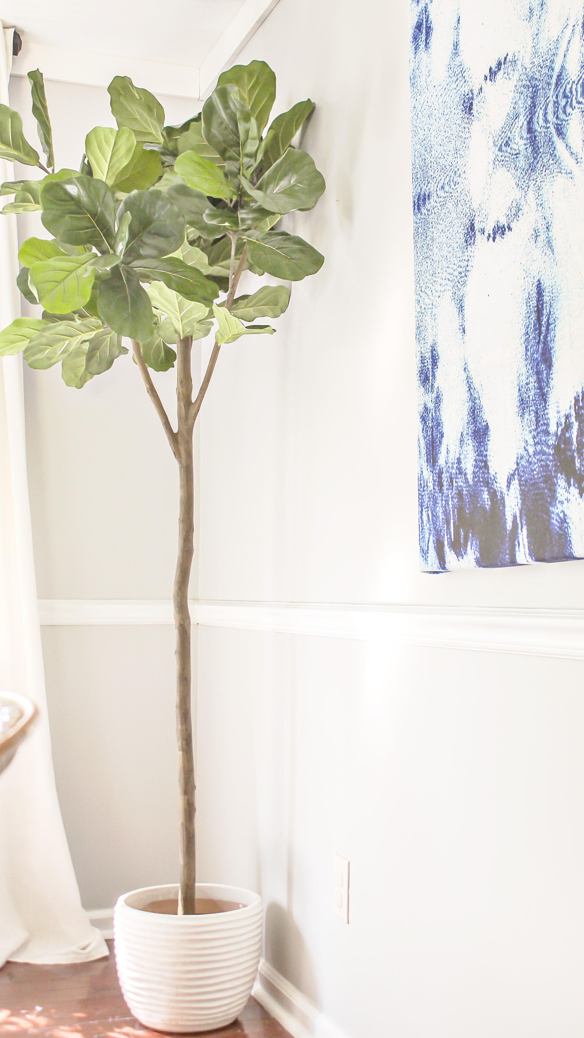 The Best Fake Fiddle Leaf Fig
