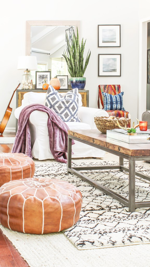 boho fall decor ideas