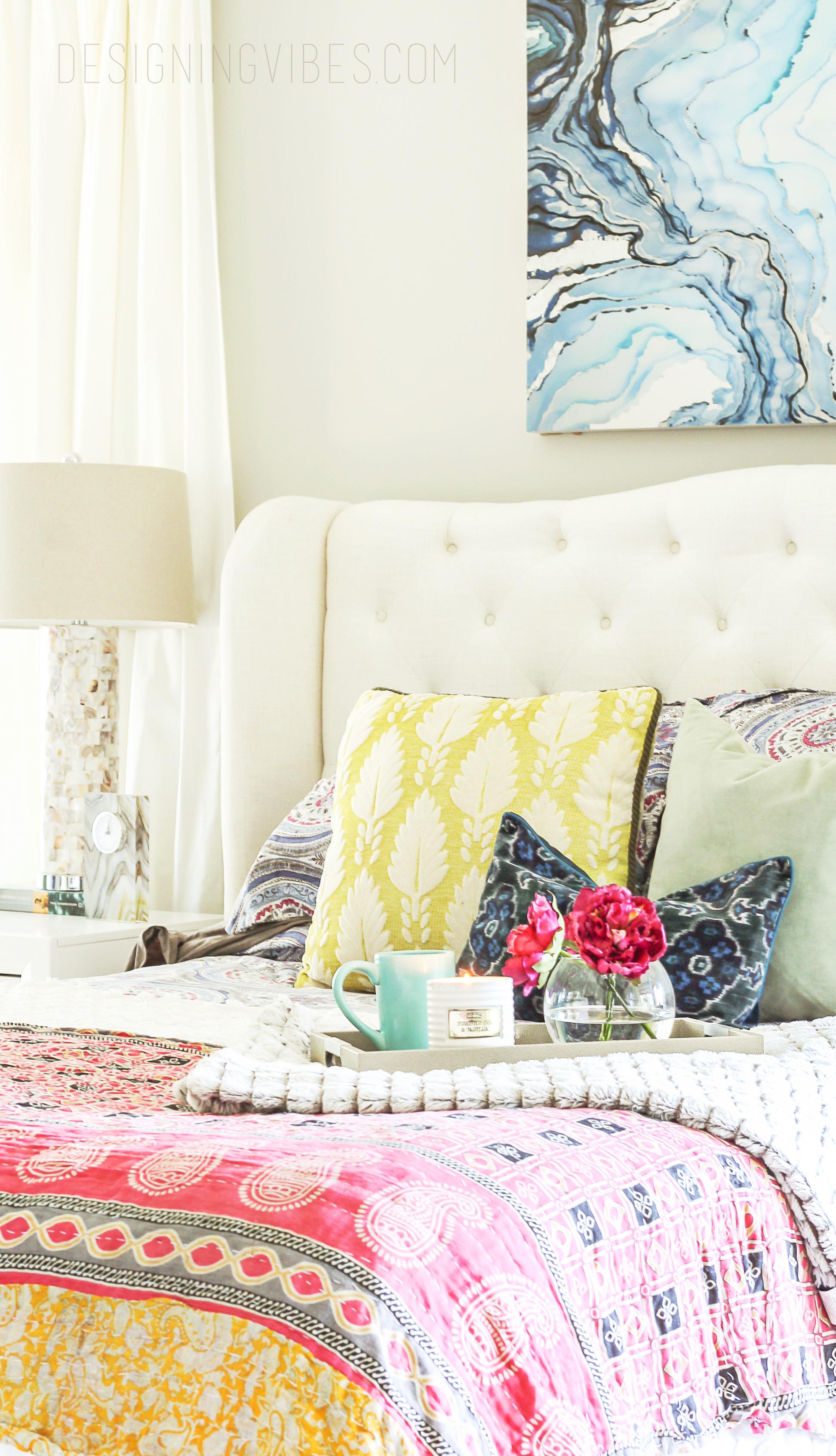 Boho Glam Bedroom Decor Ideas