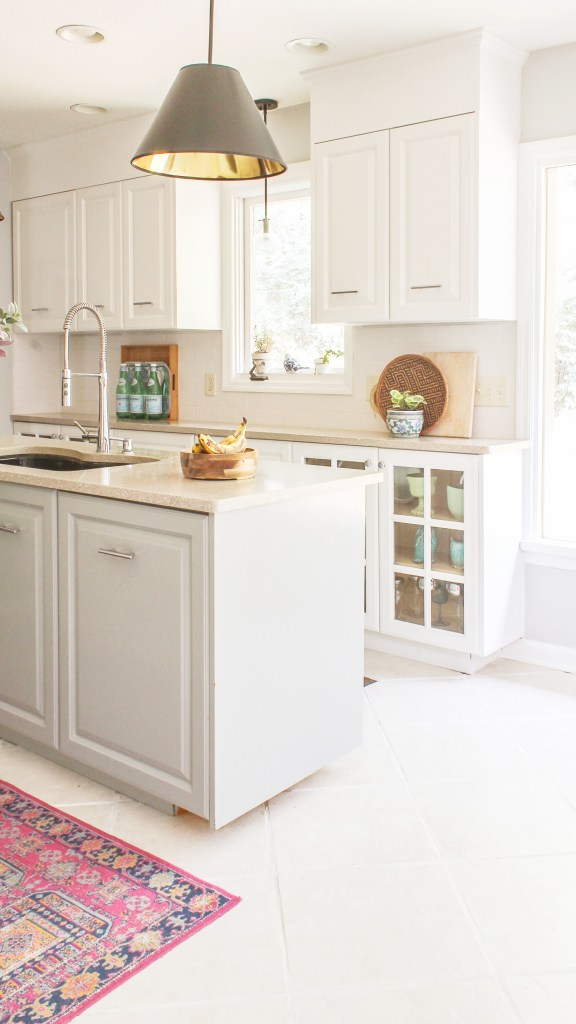 painting kitchen cabinets with milk paint