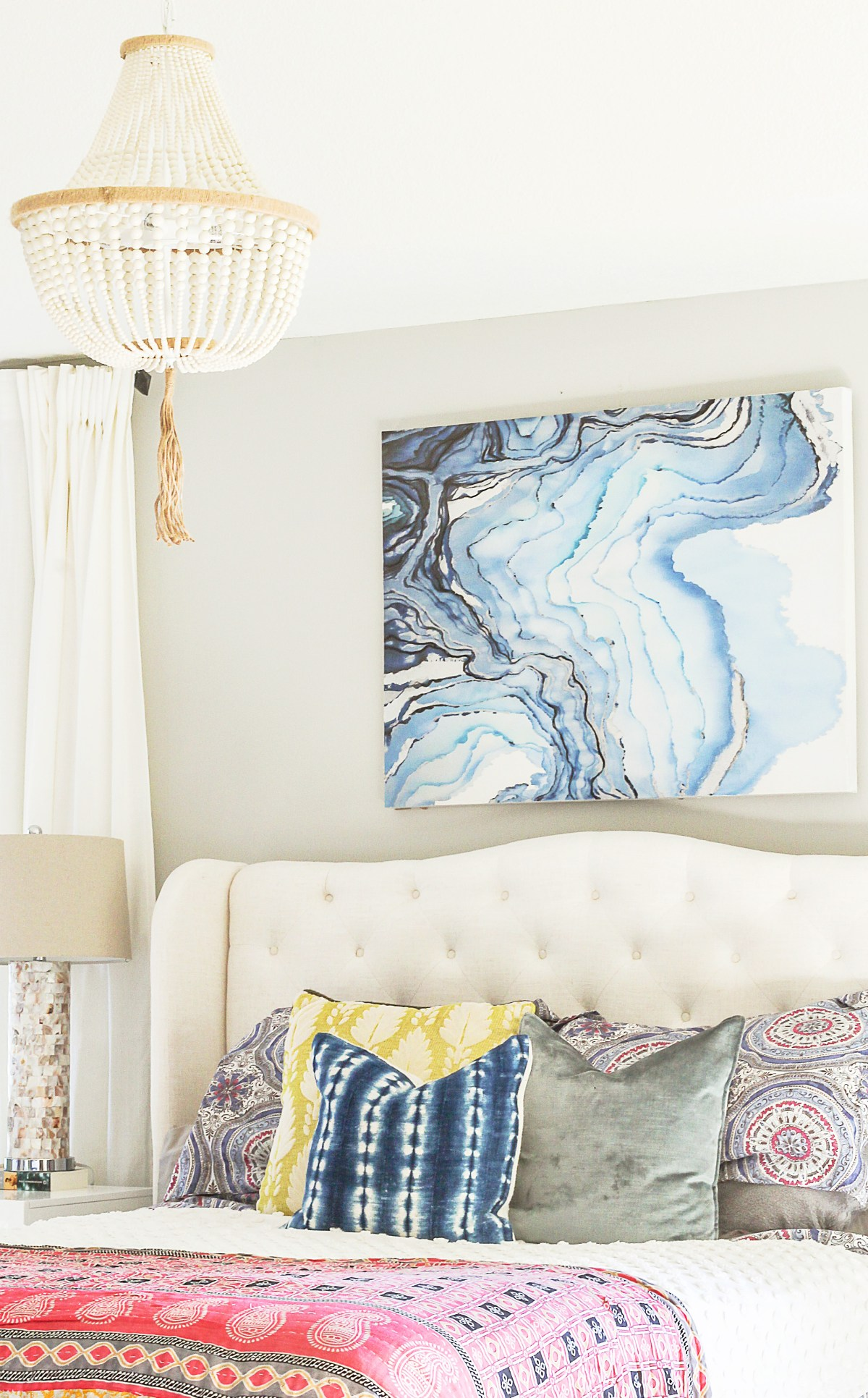 Where to Buy Beaded Chandeliers on the Cheap Boho Lighting