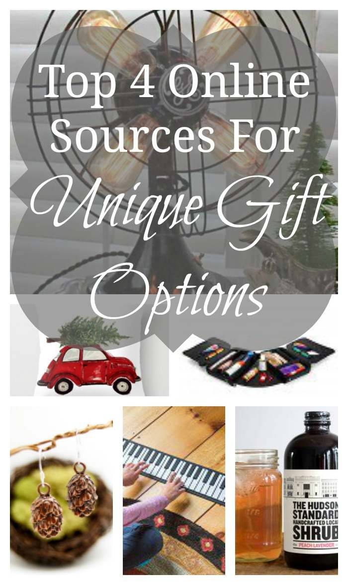 Unique Gifts-My Favorite Online Shopping Sources ...