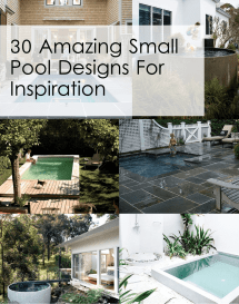 Amazing Small Pool Design Home Inspirational