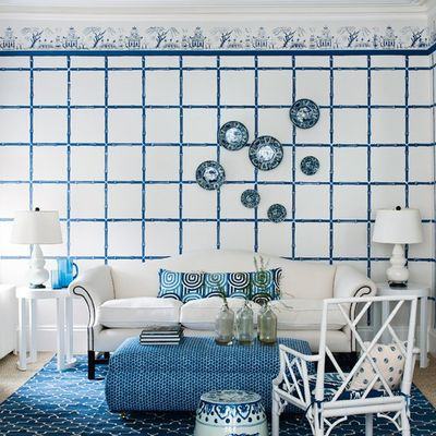 10 Ways With Stencils At House To Home Design Inspiration