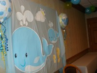 Whale Themed Baby Shower | Design Inspirations' Blog