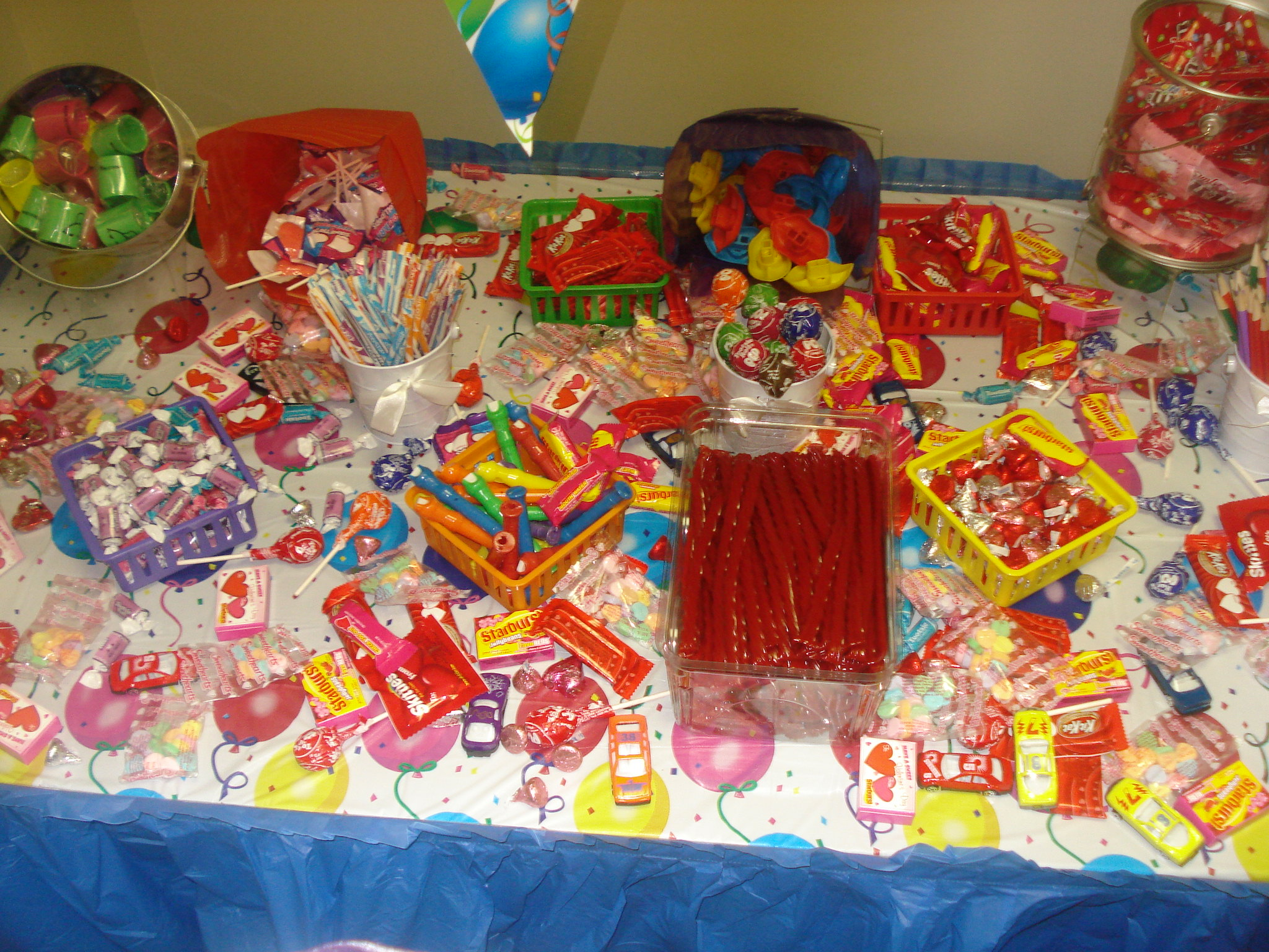 candy table  Design Inspirations Blog