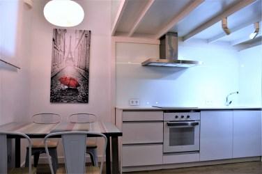 Cocina Loft Entreplanta
