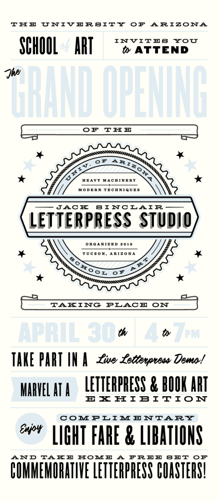 Letterpress Studio | Cast Iron Design Company (2/6)