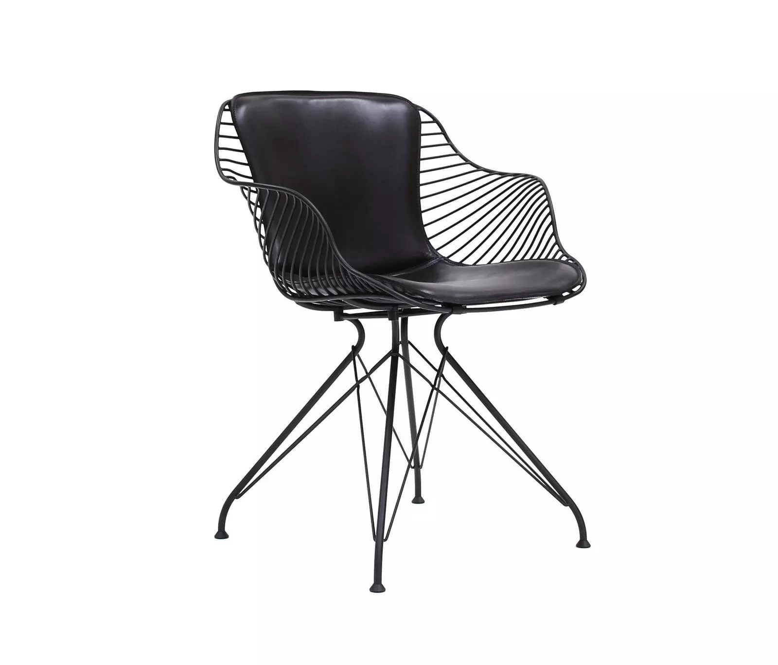Black Wire Chair Wire Dining Chair By Overgaard And Dyrman Design Is This