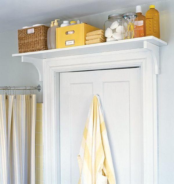 7d17f5dfc29f8 Pomysłowe przechowywanie w mini-łazience  garść inspiracji - Design ...
