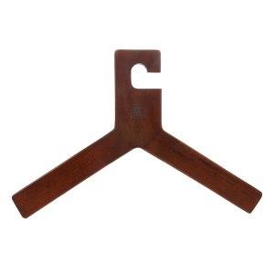 HK Living Wieszak na ubrania drewniany naturalny AHA5508