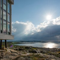A hotel at the edge of the world: The Fogo Island Inn by Saunders Architecture