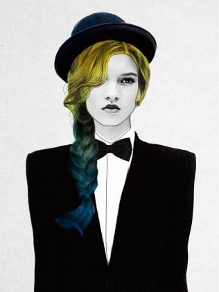 Jenny Liz Rome :: George