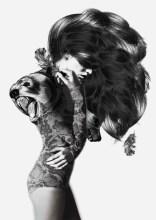 Jenny Liz Rome :: Ladies Of The Flies Bear
