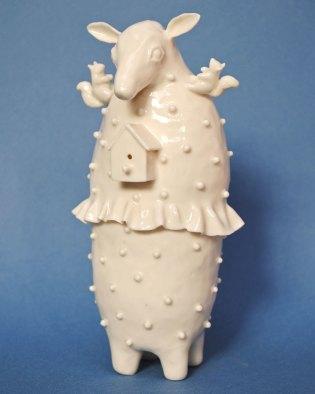 -deer-porcelain-animals