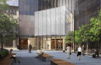 Office Exterior Lobby | designKULTUR