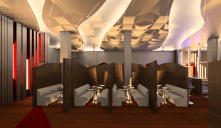 Phase 3: Restaurant render 1