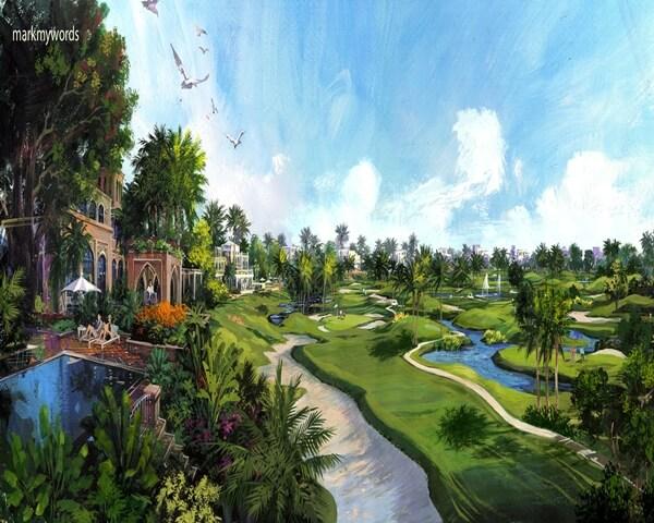 benaa dubai golf city
