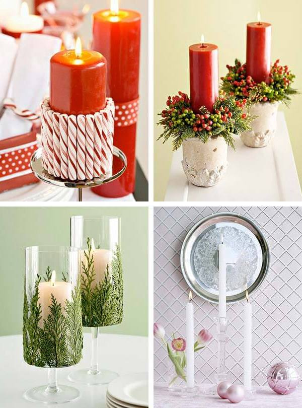 Christmas candles decorating ideas decorating christmas ideas tips for your home decor - A buying guide for decorative candles ...