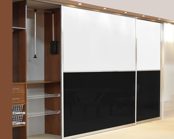 amazing sliding wardrobe