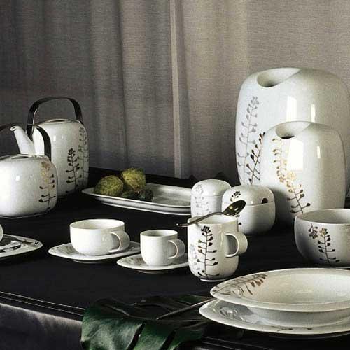 rosenthal studio line or luxury porcelain magic interior. Black Bedroom Furniture Sets. Home Design Ideas