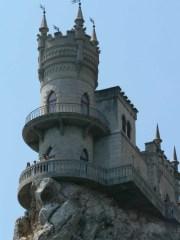 swallow nest castle design crimea