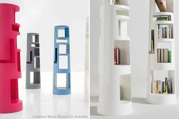 Pulseline Bookshelf By Salomonsen