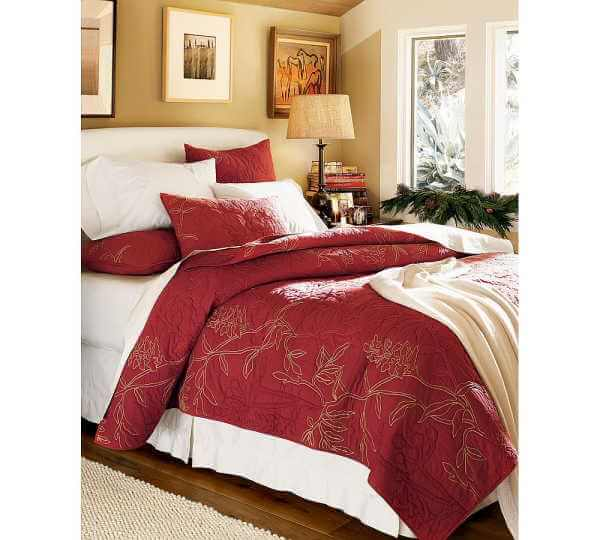 Elegant and Stylish Winter Bedding Ideas – Interior Design, Design ...