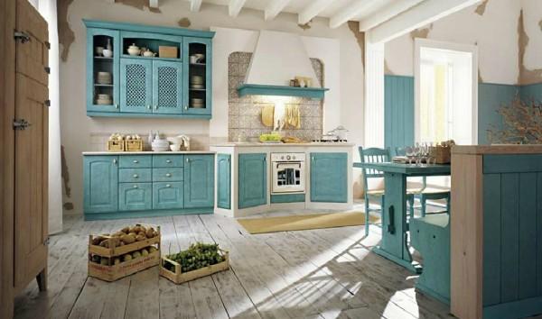 Beautiful italian classic kitchen furniture interior - Record cucine classiche ...