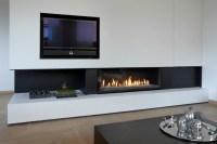 Attractive Modern Fireplaces Designs  Interior Design ...
