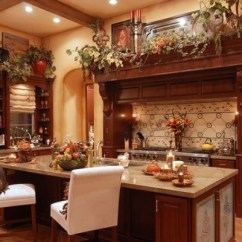 Tuscan Kitchen Canisters Stove How To Achieve The Elegant Style For Your ...