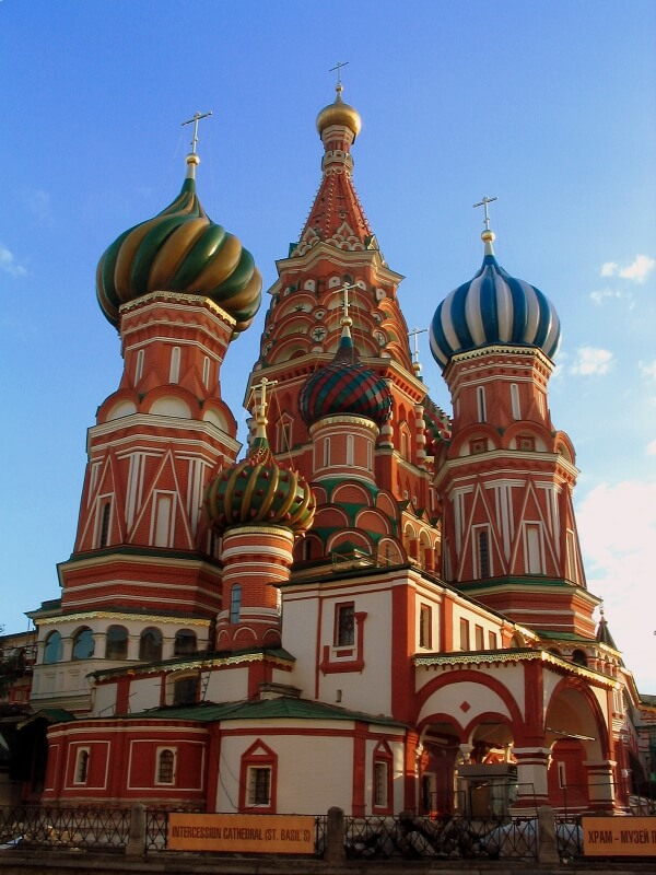 5 Famous Landmarks of Russia | USA Today  |Names Famous Russian Landmarks
