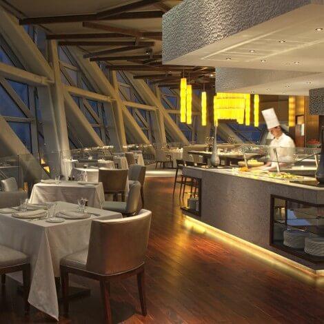 Unique Refined Guest Experience Hyatt Capital Gate Hotel