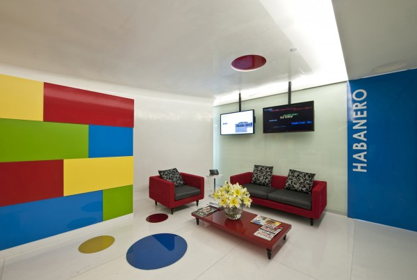 Inspiring Design Concept For Google Office In Mexico