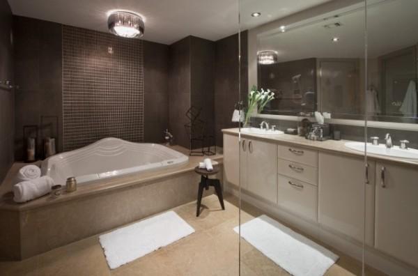 Indulge In HighEnd Bathroom Design With DKOR Interiors Interior Best High End Bathroom Designs