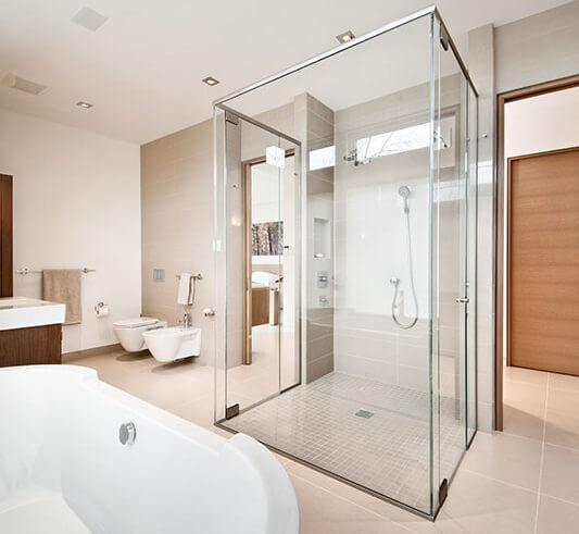 clear-glass-shower