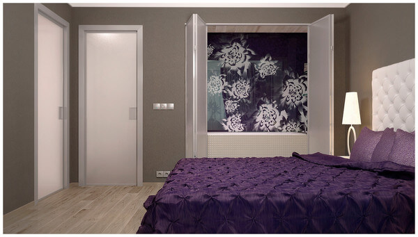 purple-bedroom-design