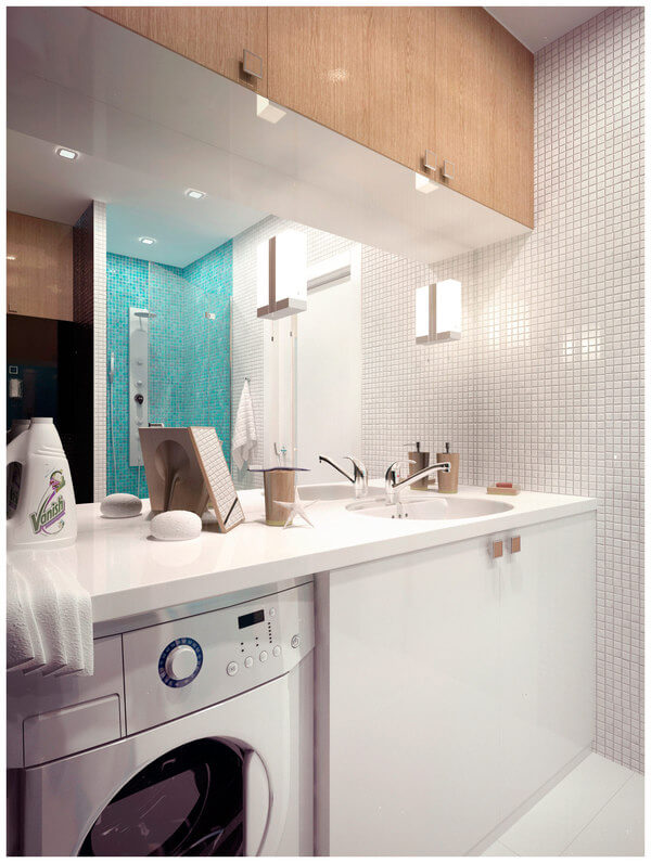 bathroom-furnishings-and-mirror