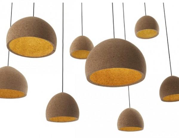 Float-cork-lamps
