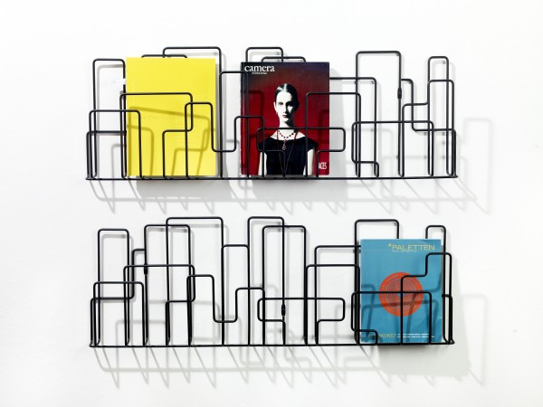 wall-mounted-magazine-rack-with-modern-appearance