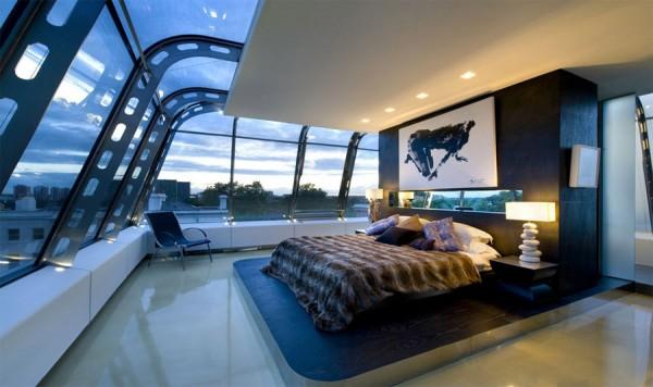 future penthouse bedroom